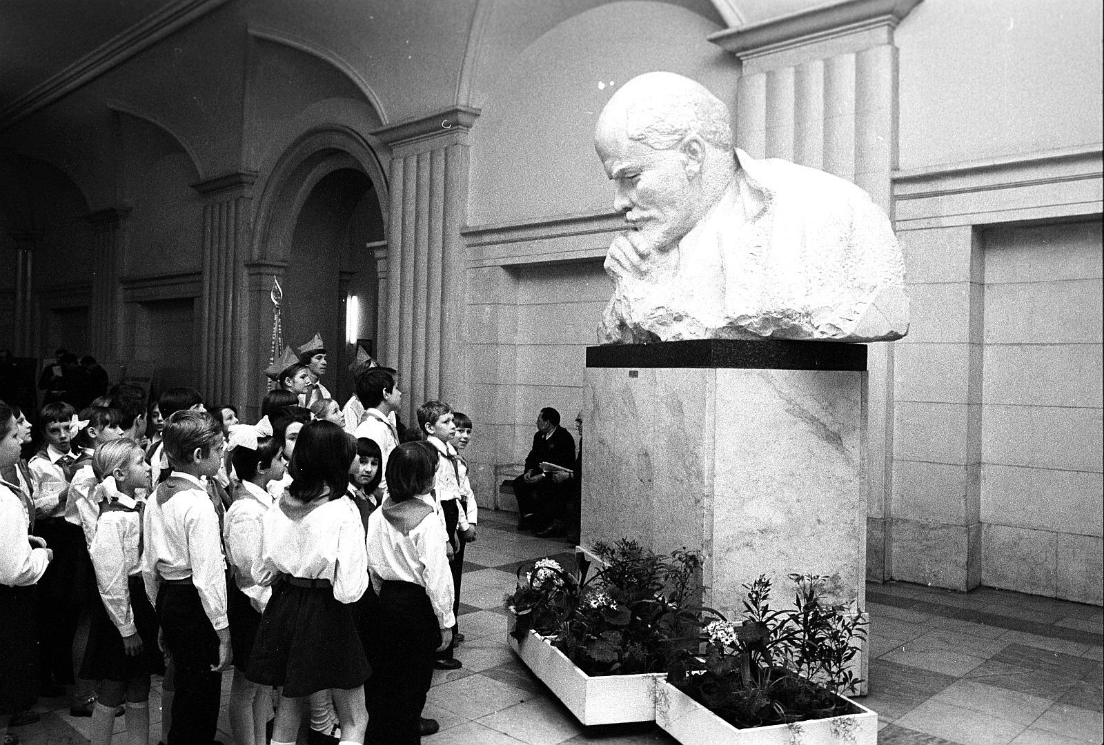 Музей Ленина в Москве