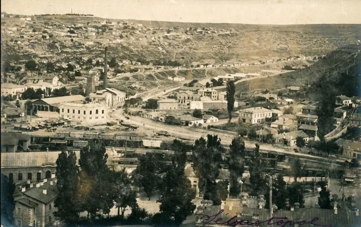 1918. Общий вид