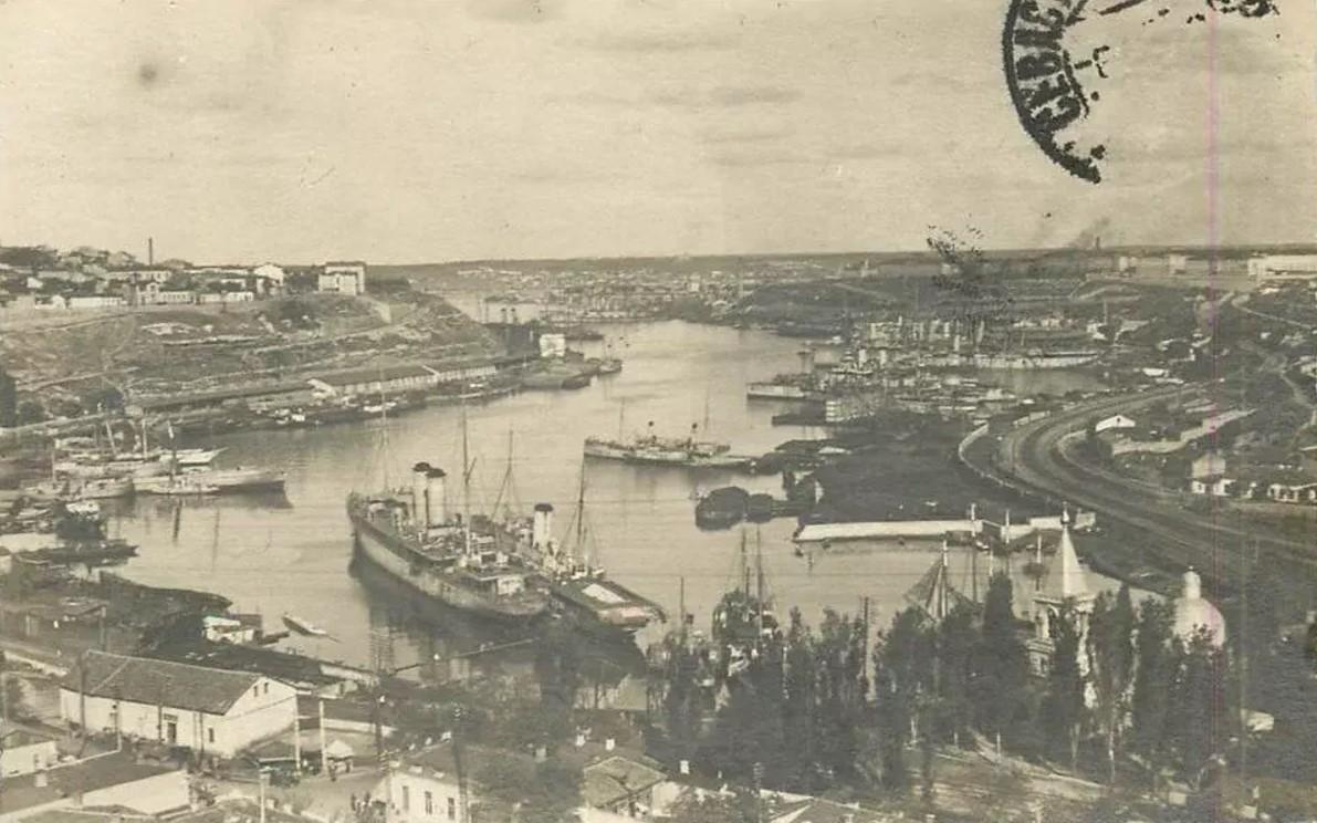 1918. Южная бухта