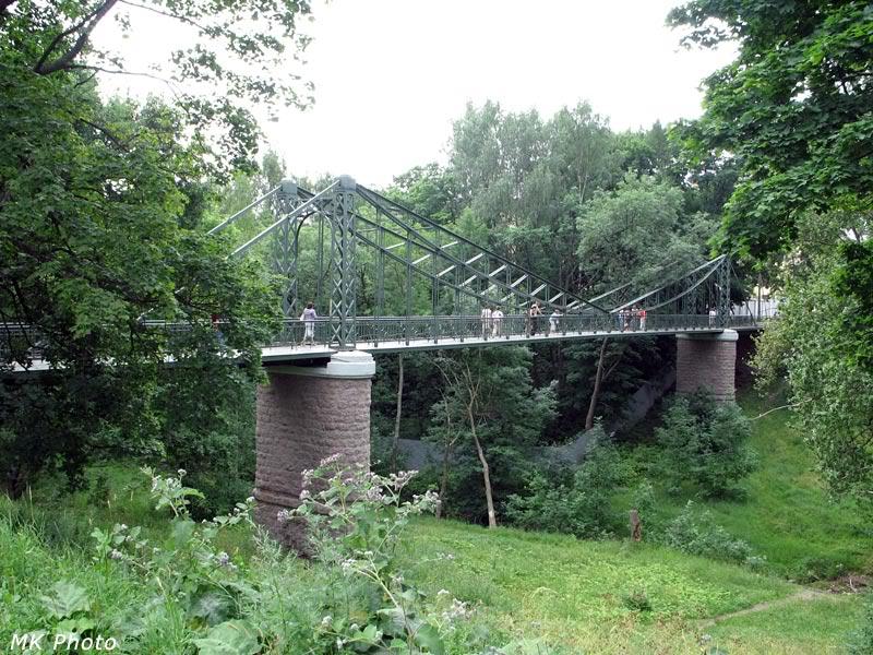 Мост через Петровский овраг