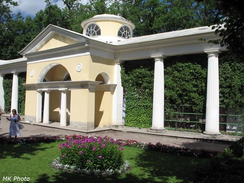 Павильон Росси