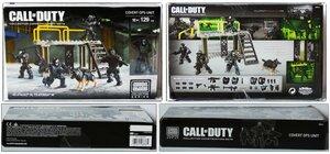 """Фотообзор Mega Bloks Call of Duty - """"Covert Ops Unit"""""""