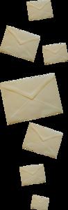 россыпи писем