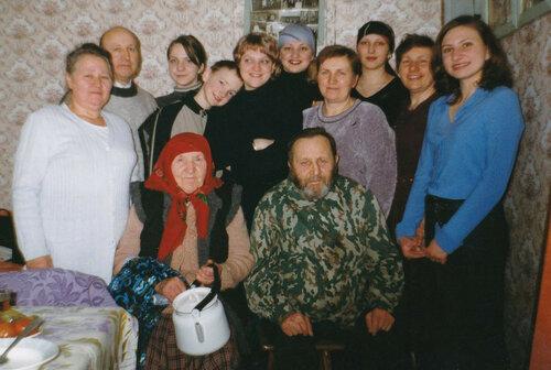 семья Нафтаевых дети