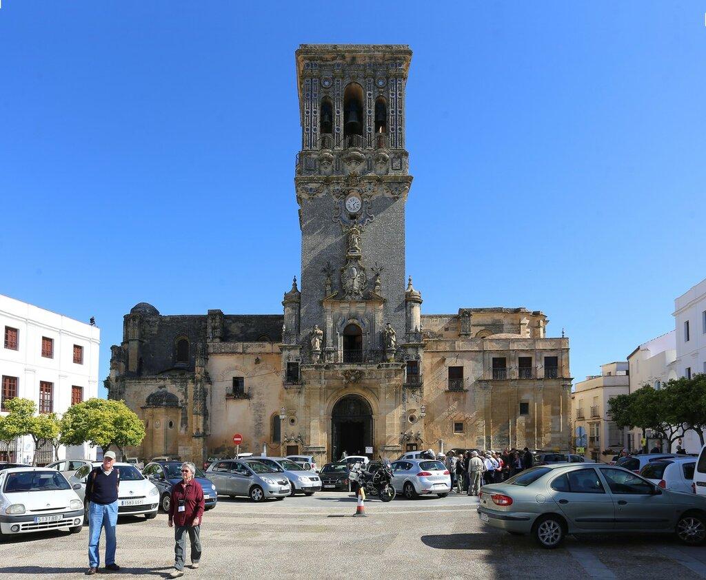 Basílica de Santa María de la Asunción, Arcos de la Fontera