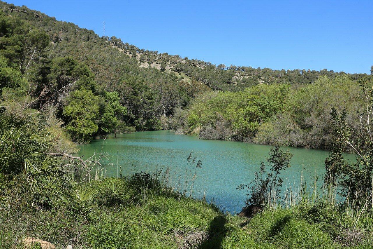Водохранилище Гаитанэхо (Embalse de Gaitanejo)