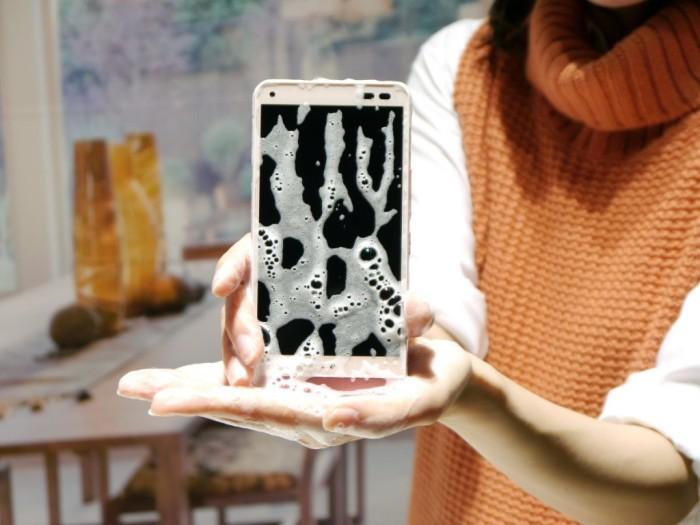 Digno Rafre – смартфон, который можно мыть. Не так давно в Японии был создан уникальный смартф