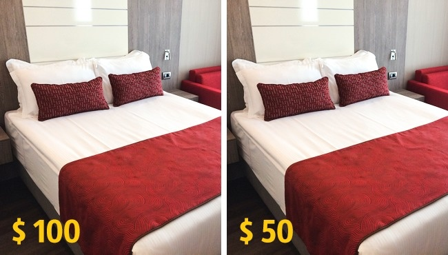 © pixabay  Последние незанятые номера отели готовы продавать дешевле. Выгоднее сдать номер хот