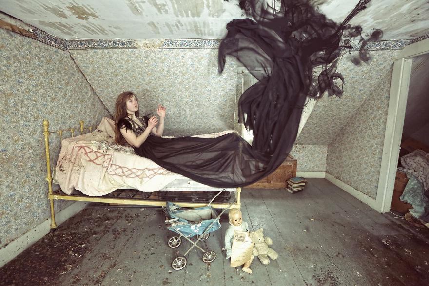 «Кошмар пробуждения».