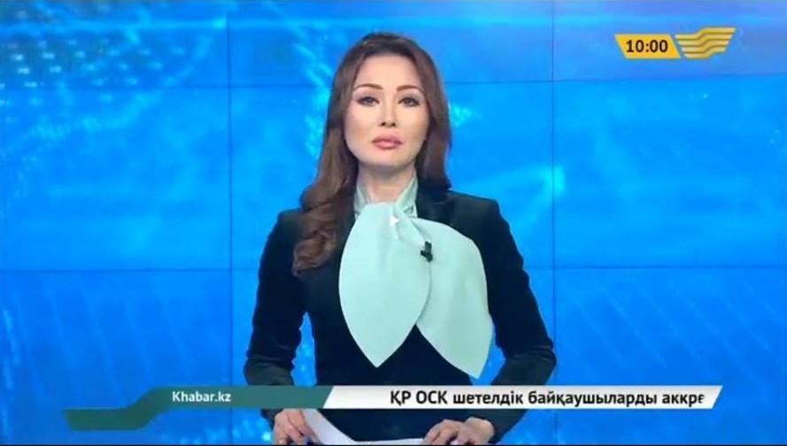 2. Телеведущая канала «Хабар», Казахстан — Асель Акбарова. У нее трое детей-подростков, но выглядит