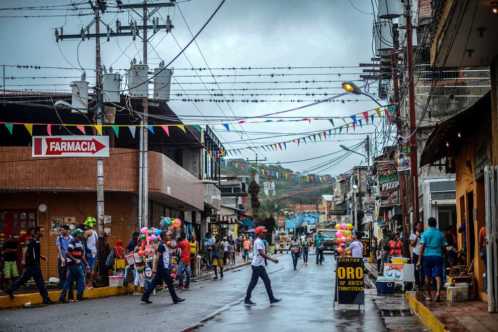 21. Несколько лет назад в Венесуэле вступил в силу президентский указ об обязательной продаже г