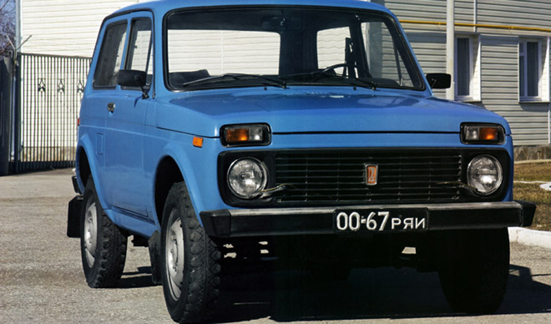 В истории советского автомобилестроения эта машина навсегда останется как первый внедорожник без вое
