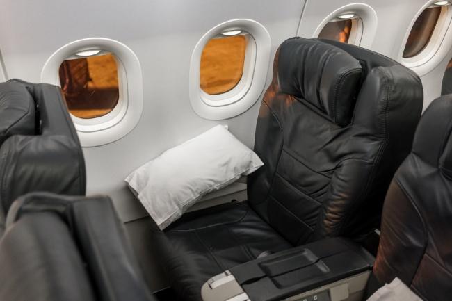 © DEPOSITPHOTOS  Большинство авиакомпаний поокончании полета наборту делают лишь «косметичес