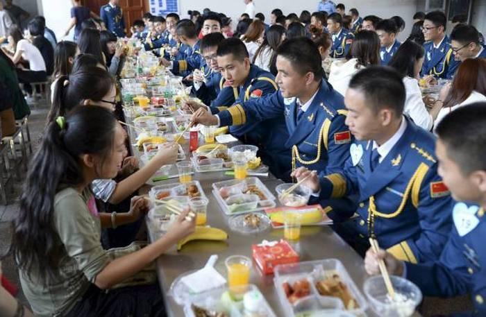 Повседневная жизнь граждан Китая