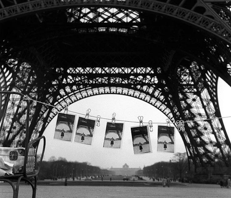 Повседневная жизнь послевоенного Парижа в фотографиях Sabine Weiss