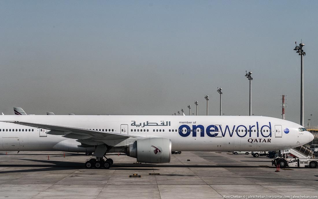 Qatar Airways стала стартовым эксплуатантом Airbus A350.