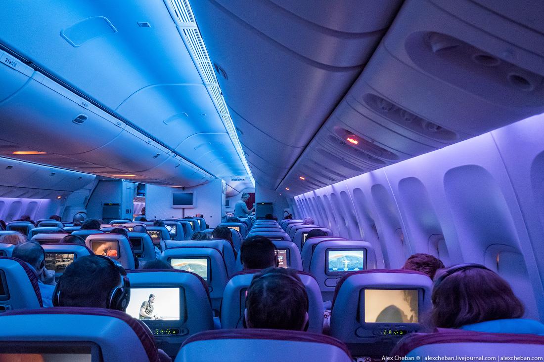 Возможно, я что-то пропустил, потому что сплю в самолетах прекрасно. На обратном пути мой фитнес-тре
