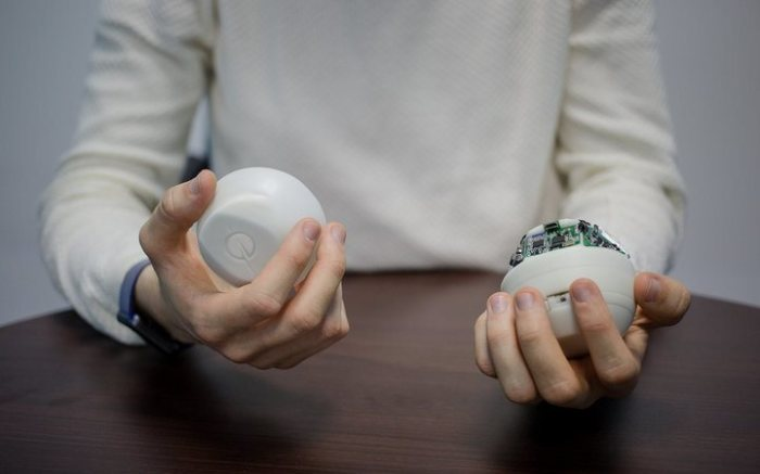 Крути-заряжай кисть руки качай. Двадцатилетний студент из Беларуси создал уникальное устройство, поз
