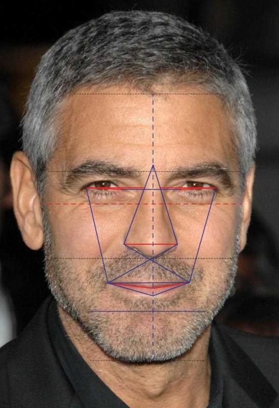 Научно доказано, что Джордж Клуни — самый красивый мужчина в мире (10 фото)