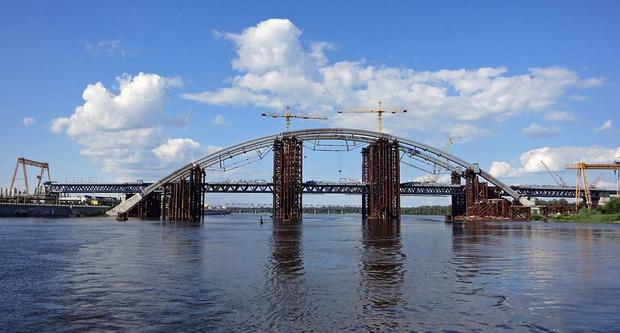 УКличко рассказали, что экспертиза Подольского моста обошлась в €200 тыс.