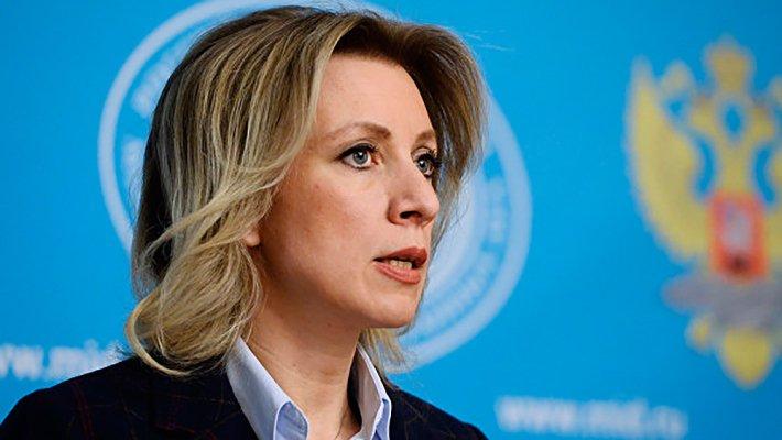 Захарова предложила ведущей CNN съездить вАлеппо