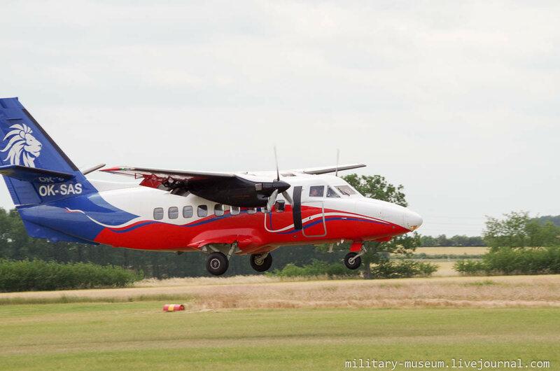 Let L-410 Turbolet