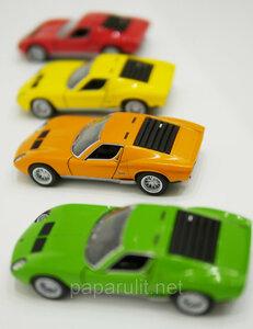 Kinsmart Lamborghini Miura