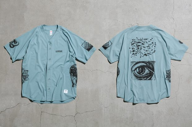 M.C. Escher X Supreme Collection