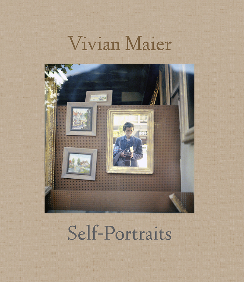 Published just last week Vivian Maier: Self-Portraits is a newly published collection of the mysteri
