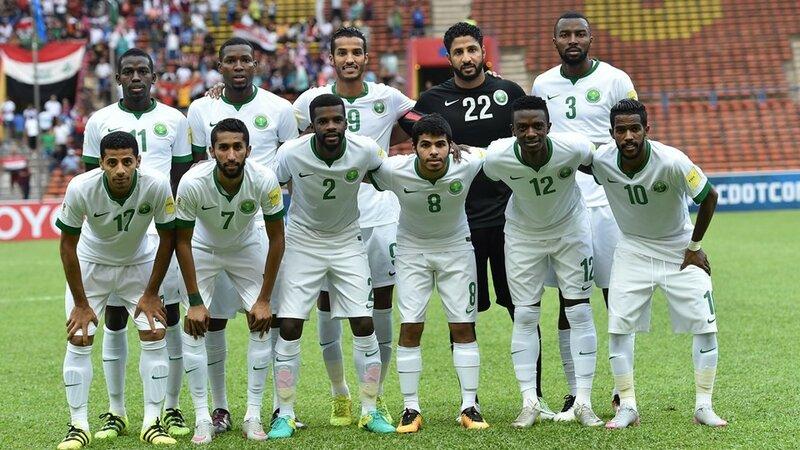 Ирак - Саудовская Аравия. 6 сентября 2016. Отборочный матч Чемпионата Мира 2018