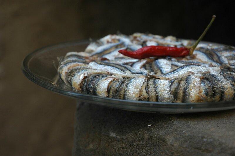 Идейный рыбный тортик