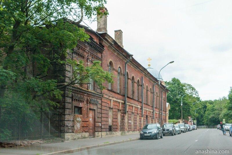 Анатомический театр Военно-Морского госпиталя, Кронштадт, Санкт-Петербург