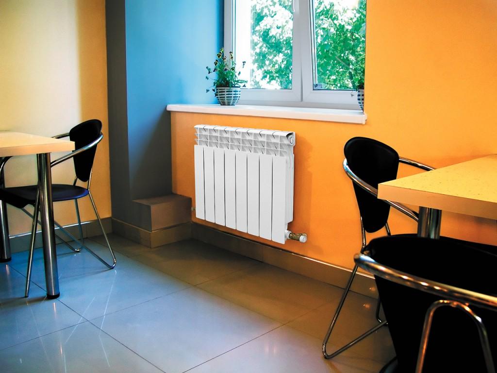 Биметаллические радиаторы в квартире