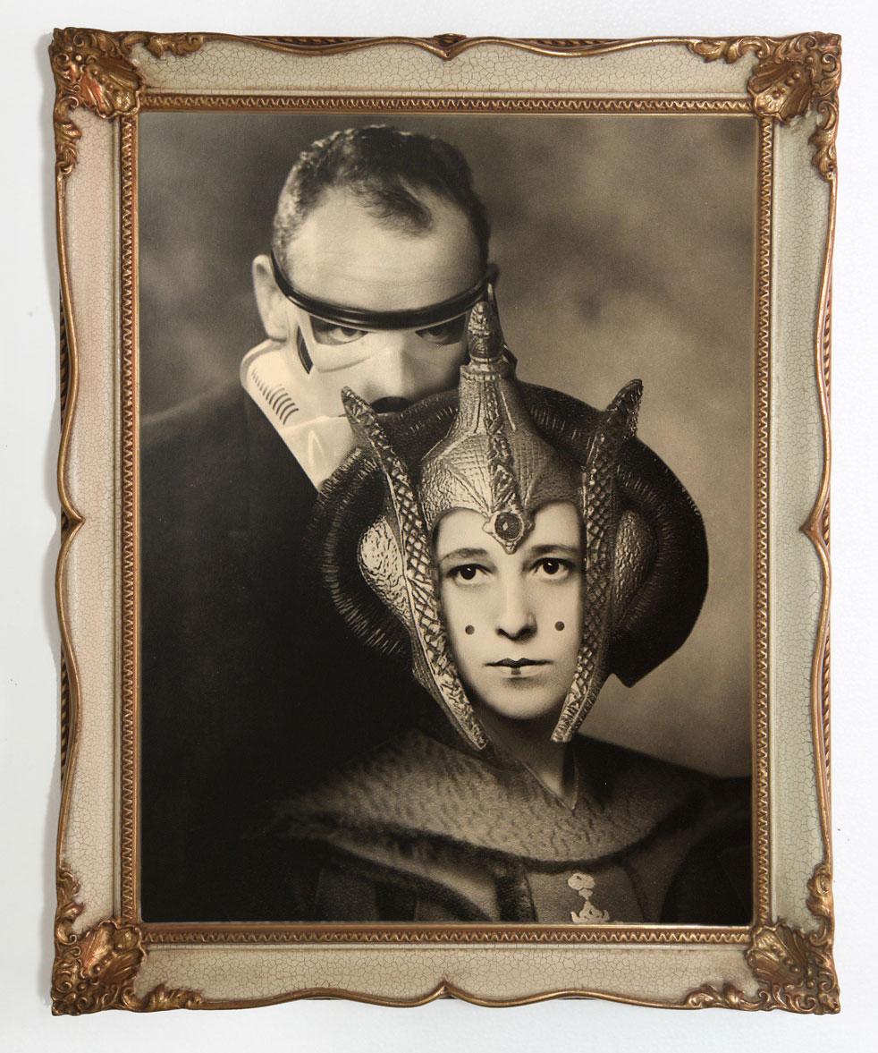 Superheroes Family Portraits - Marvellini Brothers