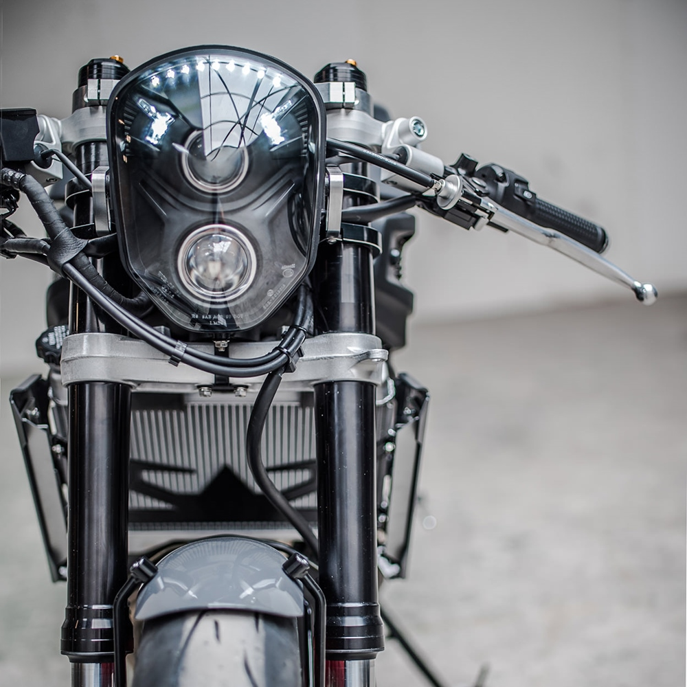 Ironwood Custom Motorcycles: кастом Yamaha XSR700