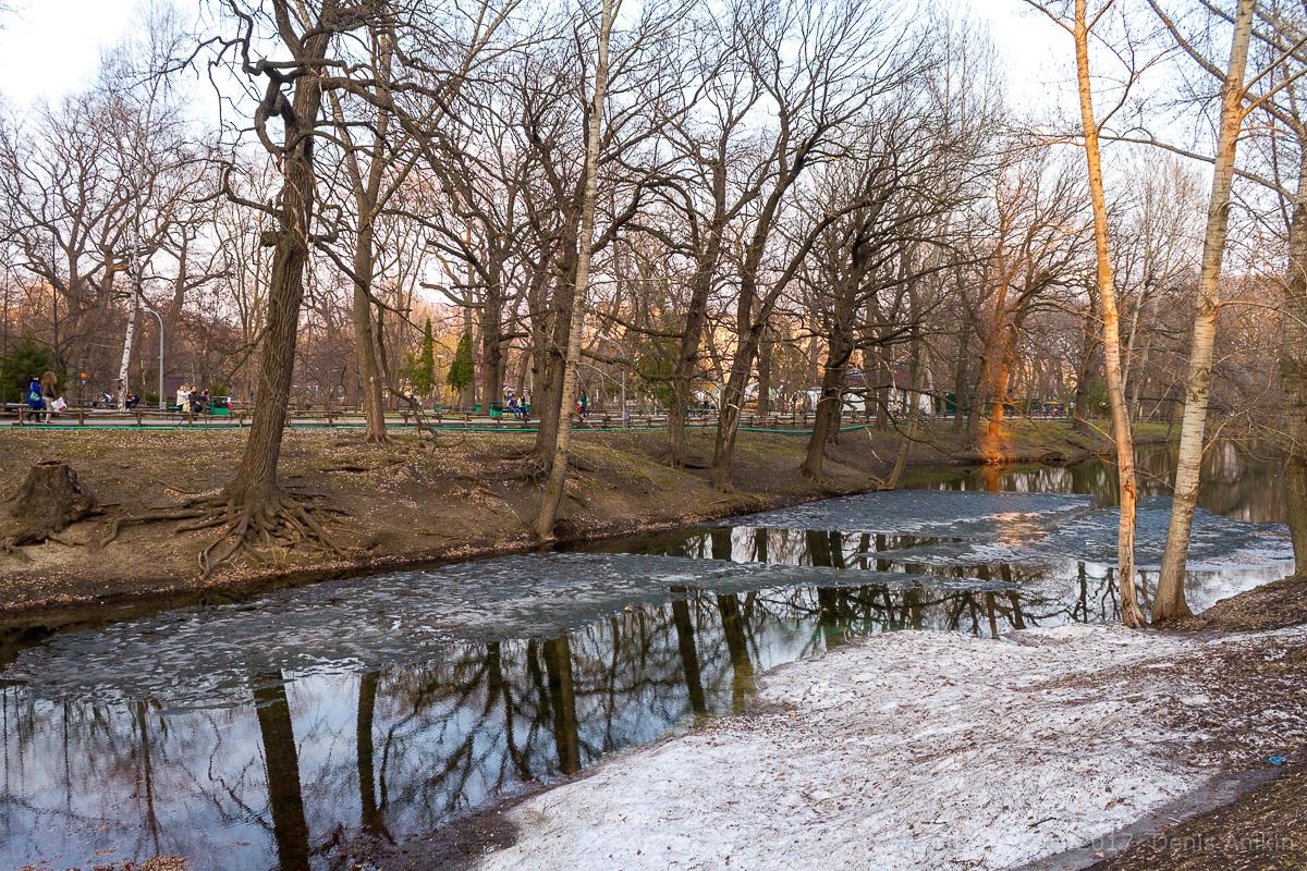 городской парк весна саратов фото 2