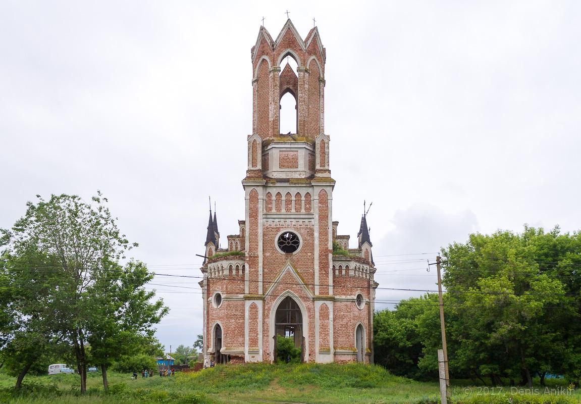 Церковь в Каменке фото 2