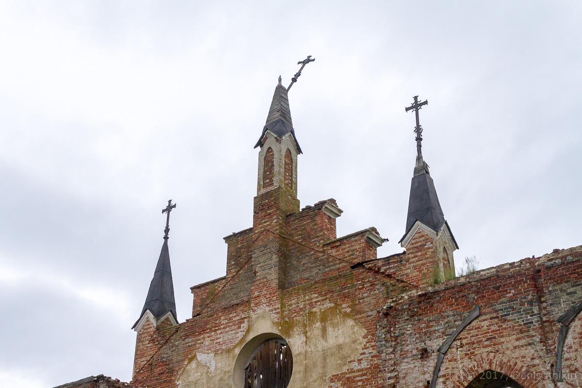 Церковь в Каменке фото 8