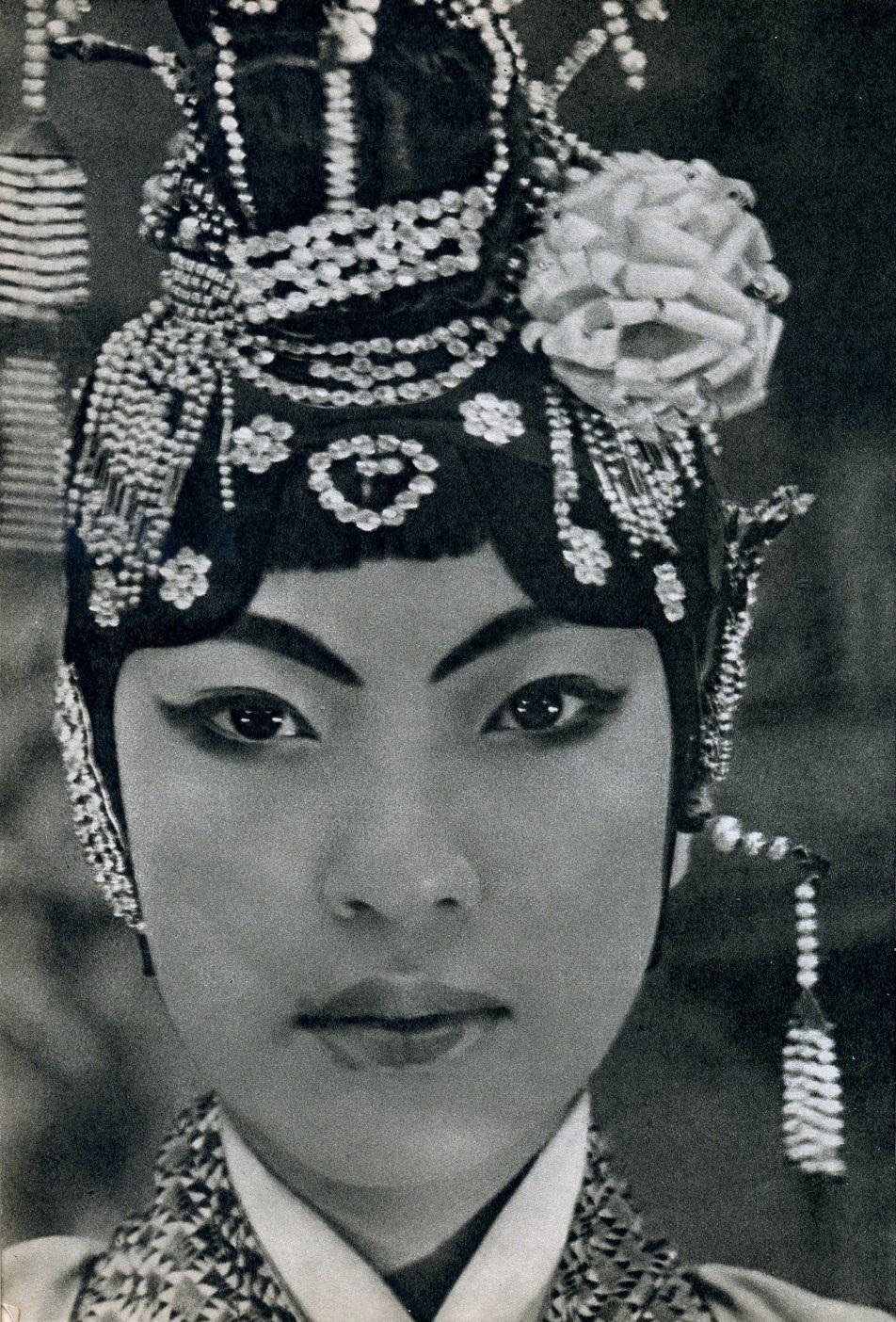 И. Шагин - Портрет китайской актрисы.jpg
