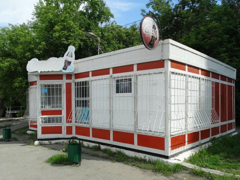 Сквер на Российской