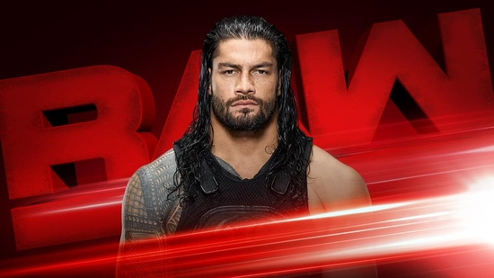 Post image of WWE Monday Night RAW 25.09.2017