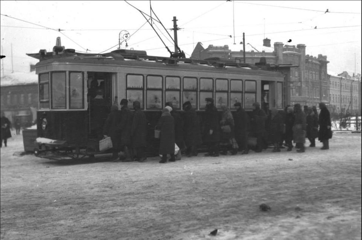 Кооперативная площадь 1930-е