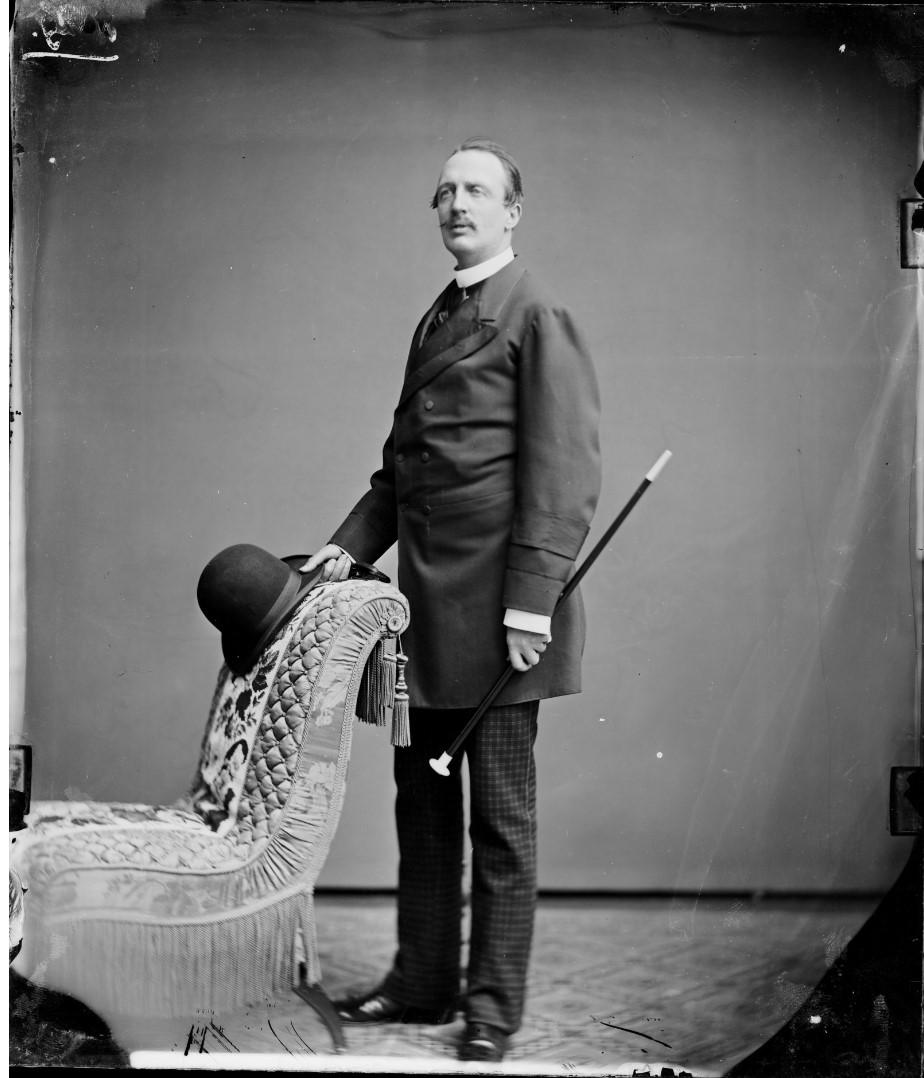 Мориц Саксен-Альтенбургский, 1876