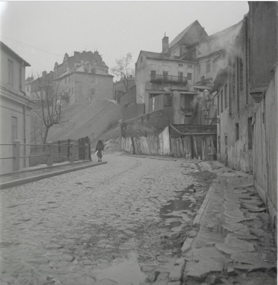 Нижняя еврейская часть Люблина