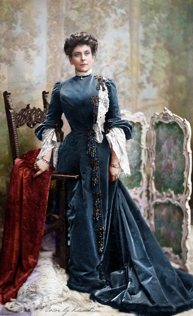 Княгиня Ольга Валериановна Палей