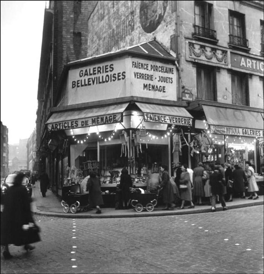 1947. Париж