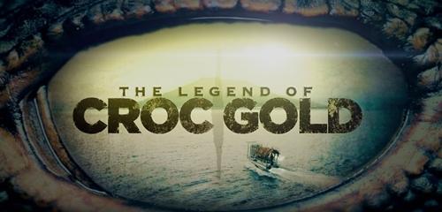 Легенда о золоте крокодилов / The Legend of Croc Gold (2016/HDTVRip)