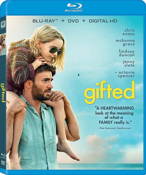 Одарённая / Gifted (2017/BDRip/HDRip)