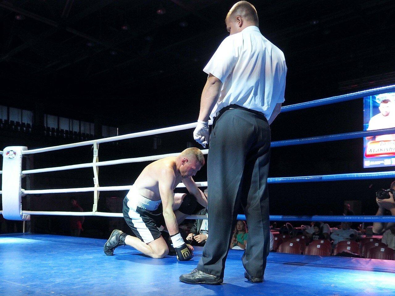 24 Вечер профессионального бокса в Магнитогорске 06.07.2017