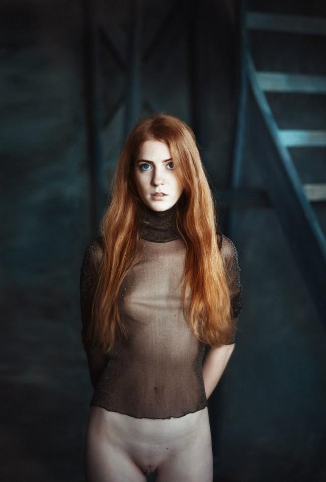 Чувственное «Ню» Павла Рыженкова